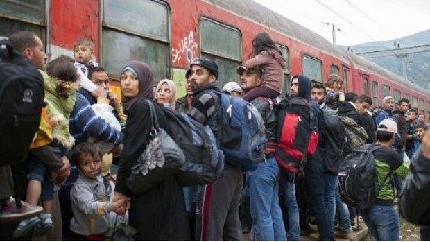TIMISOARA: ZECI de MIGRANTI ILEGALI au fost depistati in trenul BUCURESTI-BUDAPESTA