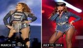 FOTO: 15 momente in care Beyonce a copiat-o pe Jennifer Lopez