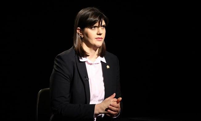 LAURA KOVESI: NU CEDAM! Kovesi: E un asalt asupra DNA, pentru ca eficienta DNA ii dispera pe unii! VIDEO