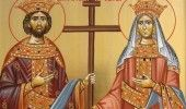 SFINTII CONSTANTIN si ELENA: Aproape doua milioane de ROMANI isi serbeaza onomas…