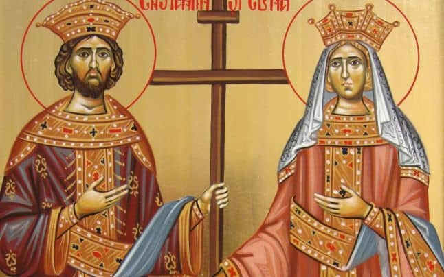 Sfinții Constantin și Elena: Aproape două milioane de români își serbează onomastica