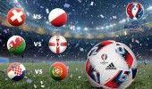 EURO 2016, OPTIMI de FINALA: Astazi incepe faza eliminatorie! Meciul zilei: CROA…