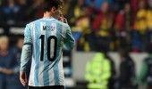 COPA AMERICA 2016: ARGENTINA pierde finala si LIONEL MESSI se retrage din NATION…