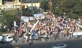 PROTESTE la PIATA UNIVERSITATII din CAPITALA impotriva deciziilor controversate …