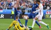 EURO 2016: ITALIA – SPANIA 2-0 (1-0) / Squadra Azzurra s-a razbunat si va …