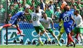 "EURO 2016: FRANTA – IRLANDA 2-1 (0-1) / ""Dubla"" lui GRIEZMANN …"