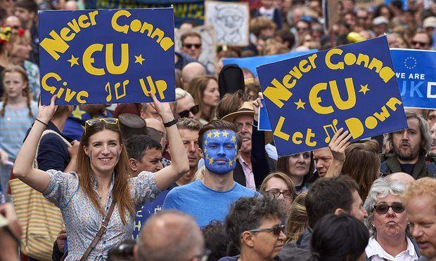 BREXIT: MAREA BRITANIE poate fi REPRIMITA in UE in functie de rezultatul ALEGERILOR din IUNIE