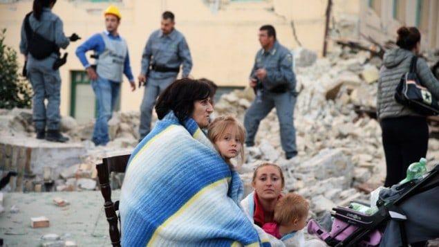 CUTREMUR DEVASTATOR ITALIA: Povestea unuia dintre ROMANII care si-au pierdut via…