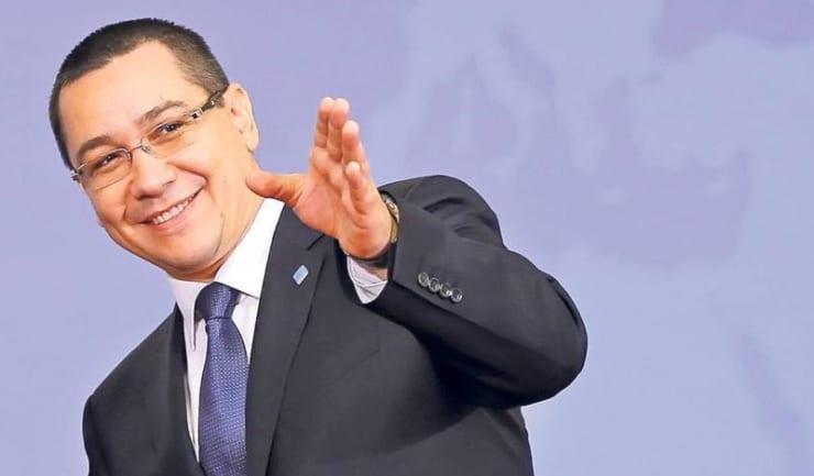 VICTOR PONTA stie cum se poate salva PSD si il face praf pe CODRIN STEFANESCU