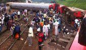 TRAGEDIE FEROVIARA in CAMERUN! BILANT PROVIZORIU: 55 de MORTI si aproape 600 de RANITI