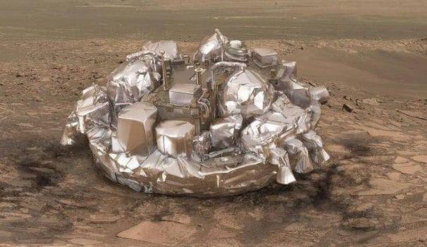 Un ROMAN, considerat responsabil de prabusirea sondei spatiale SCHIAPARELLI pe Marte