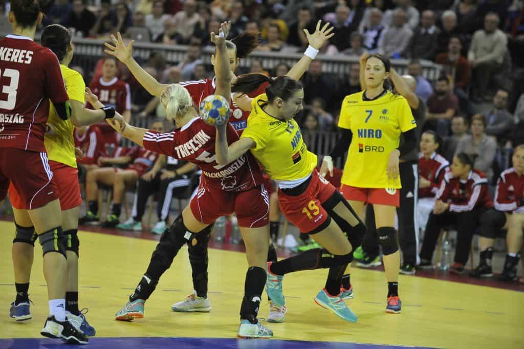 Preliminariile CE 2020, handbal feminin. România, în grupă cu Insulele Feroe, Ucraina şi Polonia