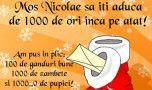 Mesaje Moș Nicolae. Urări și felicitări pe care le puteți trimite de Moș N…