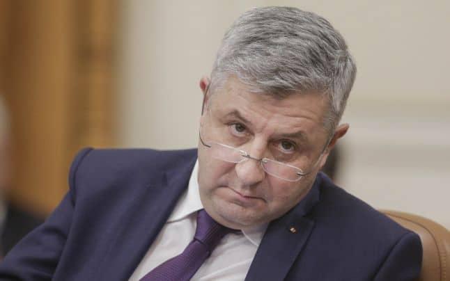 Florin Iordache anunță o dezbatere pe repede înainte a Codului Penal, în Parlament