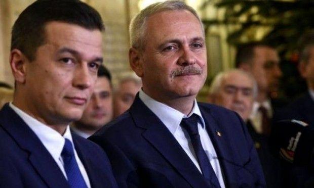 Premierul GRINDEANU i-a dat raportul lui DRAGNEA dupa intalnirea cu IOHANNIS