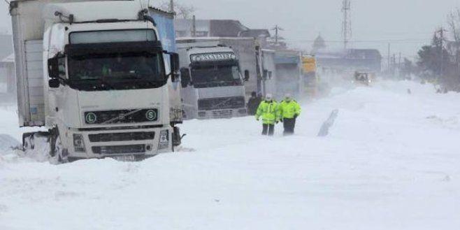BULGARIA a ridicat RESTRICTIILE de CIRCULATIE de la intrarea in tara prin vama RUSE