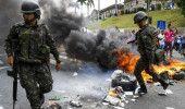 HAOS in BRAZILIA: ARMATA a iesit pe STRAZI dupa ce POLITIA a intrat in GREVA! Ze…