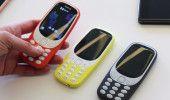 LOVITURA de PROPORTII pentru fanii NOKIA 3310! TELEFONUL nu functioneaza in anumite tari