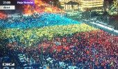 STRADA REZISTA! ZIUA A 13-A: In Piata Victoriei a reusit OPERATIUNEA TRICOLORUL …