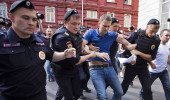 VIDEO RUSIA rabufneste impotriva CORUPTIEI! PROTESTE in aproape 100 de ORASE! AL…