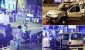 MAREA BRITANIE: O masina a intrat in multimea din fata unui BAR din LONDRA