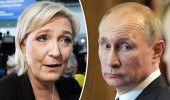 RUSIA: In plina campanie pentru prezidentiale, MARINE LE PEN s-a intalnit cu PUT…