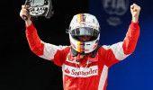 MARELE PREMIU al AUSTRALIEI: SEBASTIAN VETTEL a castigat prima cursa a sezonului