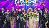 FINALA EUROVISION ROMANIA 2017: Romanii au decis cine ne va reprezenta la Kiev