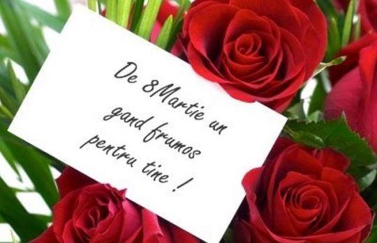8 martie – Ziua internațională a femeii. Cele mai frumoase mesaje de 8 Martie!