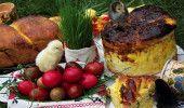 Semnificația bucatelor de Paște: Mielul, ouăle roșii, cozonacul și pasca