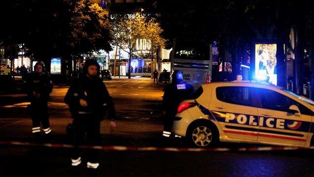 ATENTAT TERORIST FRANTA: FOCURI de ARMA in centrul PARISULUI! STATUL ISLAMIC a revendicat atacul! Un POLITIST a fost UCIS