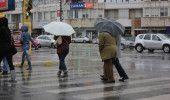 VREMEA REA REVINE IN FORTA! PLOILE INVADEAZA ROMANIA, de azi pana SAMBATA