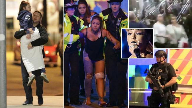 ATENTAT TERORIST la MANCHESTER: 22 de morti si 59 de raniti in urma ATACULUI revendicat de STATUL ISLAMIC! ATENTATORUL IDENTIFICAT