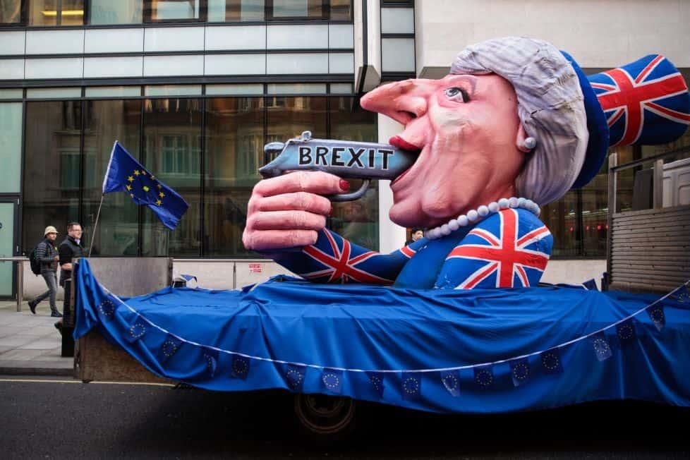 Marea Britanie. Parlamentul britanic a respins din nou acordul pentru Brexit! Reacții