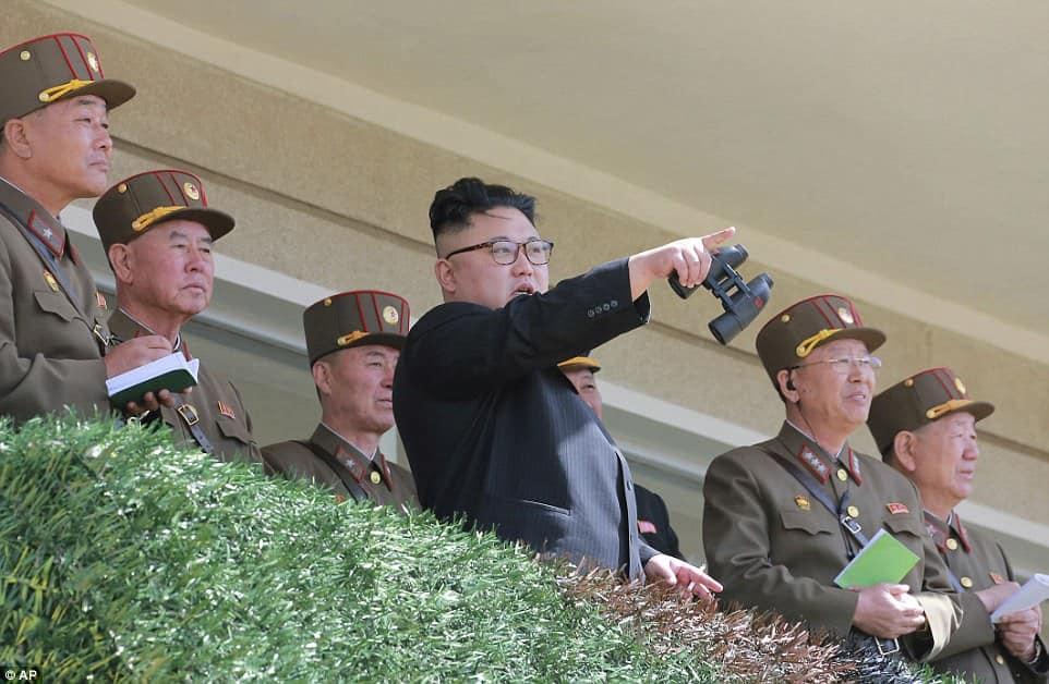 SUA, COREEA DE NORD, AMENINTARI, KIM JONG-UN, DONALD TRUMP,