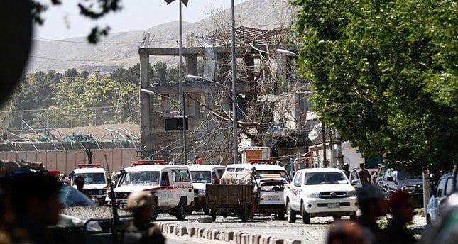 AFGANISTAN: ATAC cu MASINA CAPCANA la KABUL, soldat cu 80 de MORTI si 350 de RANITI
