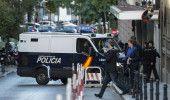 SPANIA: ROMANCA RANITA intr-un INCENDIU la o fabrica de langa MADRID