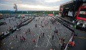 GERMANIA: Festivalul ROCK AM RING din NURNBERG, suspendat din cauza unei AMENINT…