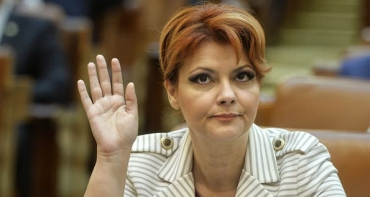 Scandalul salariilor. Lia Olguța Vasilescu explică de ce nu s-au plătit drepturile salariaţilor înainte de Paști