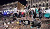 ITALIA: Peste 1000 de RANITI la TORINO intr-o BUSCULADA creata dupa o ALARMA FAL…