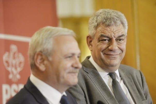 LIDERII COALITIEI PSD-ALDE au discutat cu premierul MIHAI TUDOSE. DECLARATII