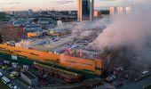 RUSIA: Multi RANITI si cateva mii de persoane EVACUATE in urma unui INCENDIU la …