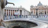 SECETA in ITALIA: VATICANUL isi inchide FANTANILE pentru a face economie de APA