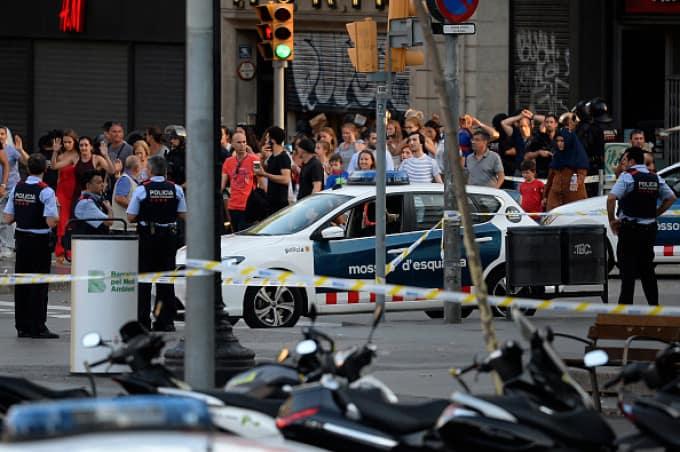 ATENTAT TERORIST, 13 MORTI, BARCELONA, 100 RANITI, STAT ISLAMIC, ATAC REVENDICAT ISIS, AUGUST 2017, BULEVARD LAS RAMBLAS, ATENTAT TERORIST BARCELONA, ATENTAT LAS RAMBLAS,