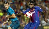 SUPERCUPA SPANIEI 2017: FC BARCELONA v REAL MADRID 1-3 (0-0) / La un PAS de TROF…