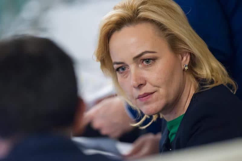Ministrul Carmen Dan a avut o reacție ciudată în cazul polițistului pedofil