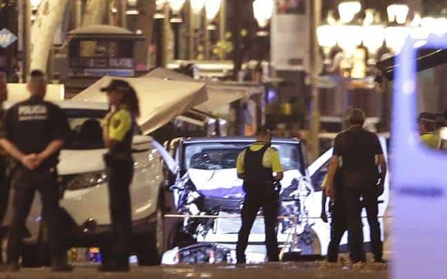 ATENTAT TERORIST CAMBRILS, CINCI SUSPECTI UCISI, ATENTAT NOU SPANIA, ATENTAT BARCELONA, VINERI 18 AUGUST 2017, MAI MULTI RANITI, ZONA TURISTICA