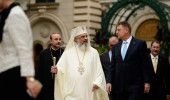Presedintele IOHANNIS i-a transmis un mesaj Patriarhului DANIEL la 10 ani de la INTRONIZARE