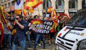 BARCELONA FIERBE: MANIFESTATIE de PROTEST a catalanilor! Separatistul Puigdemont…