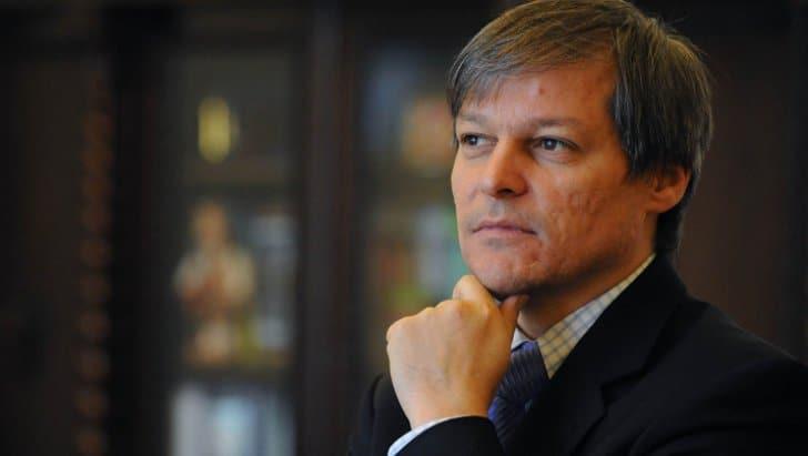 Dacian Cioloș a lansat teoria conspirației după incidentul de la Topoloveni